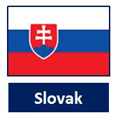 Slovak Button
